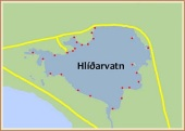 GPS hnit:63° 52,206'N, 21° 43,362'W