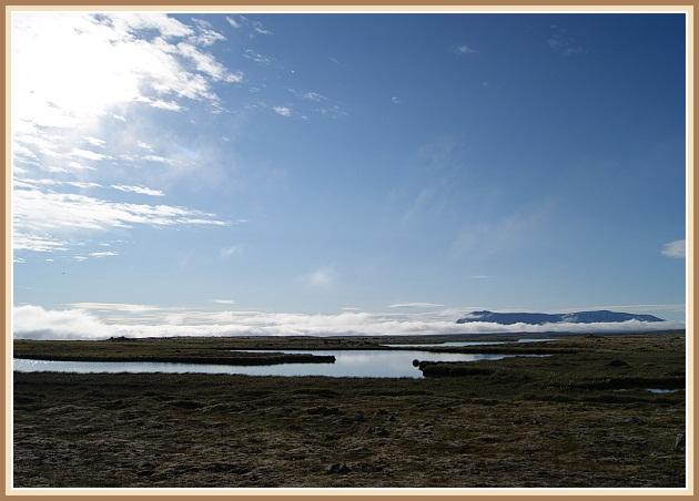 Fossvatn á Skagaheiði