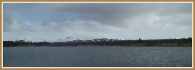 Helluvatn - Horft til Suðurár