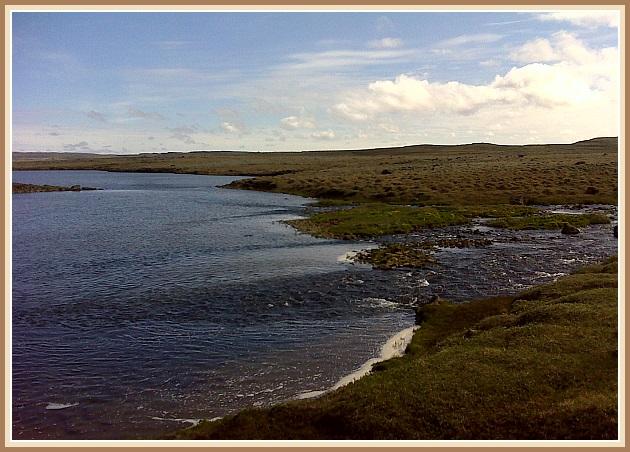 Austurá við Langalón