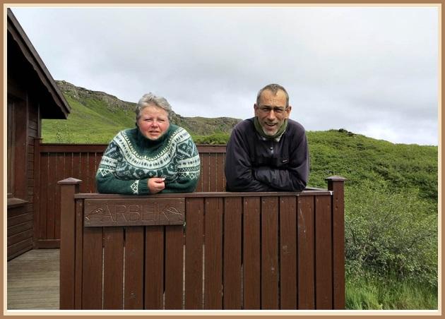 Bleikjuvottar við Hlíðarvatn - ljósm.Stefán Hjaltested