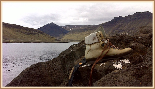 Óskilamunur við Hítarvatn