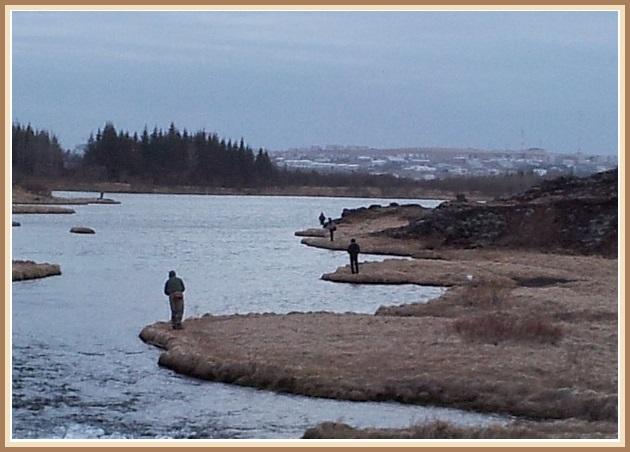 Suðurá við Helluvatn