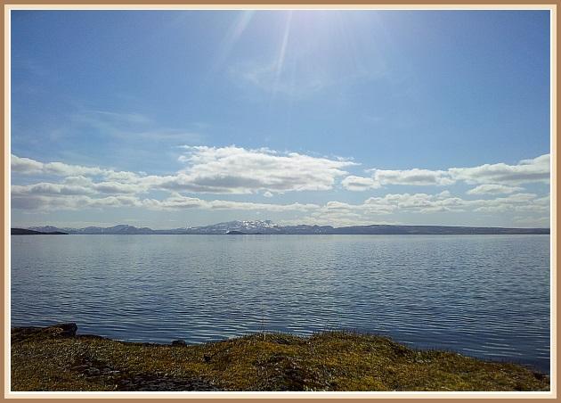 Þingvallavatn - 1.maí