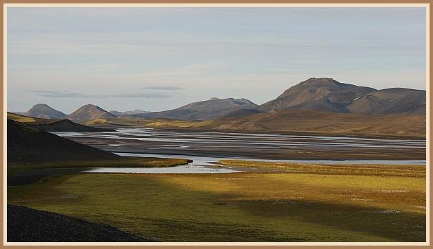 Blautaver - Horft til norðurs