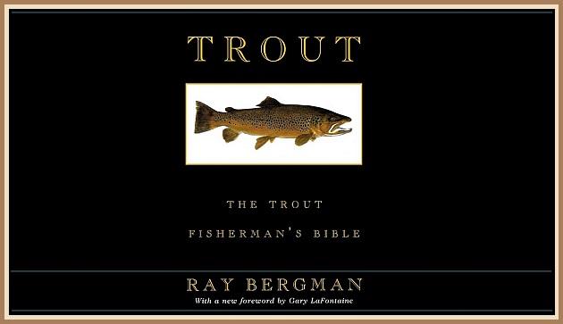 Forsíða Trout eftir Ray Bergman