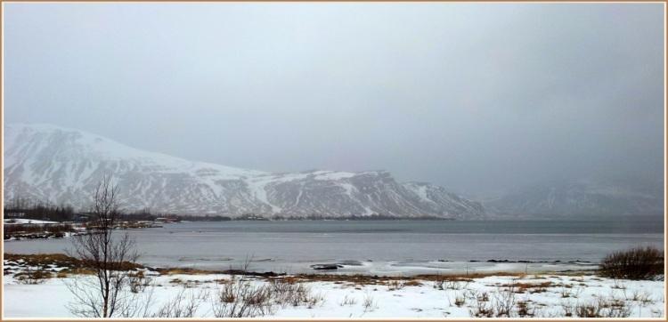 Meðalfellsvatn - austubakkinn