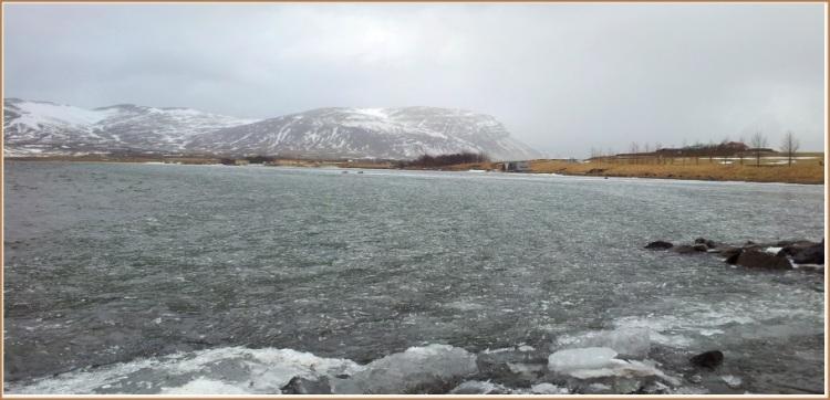 Meðalfellsvatn - vesturbakkinn