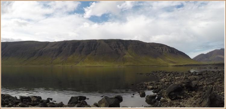 Hraunsfjörður 15.ágúst 2015