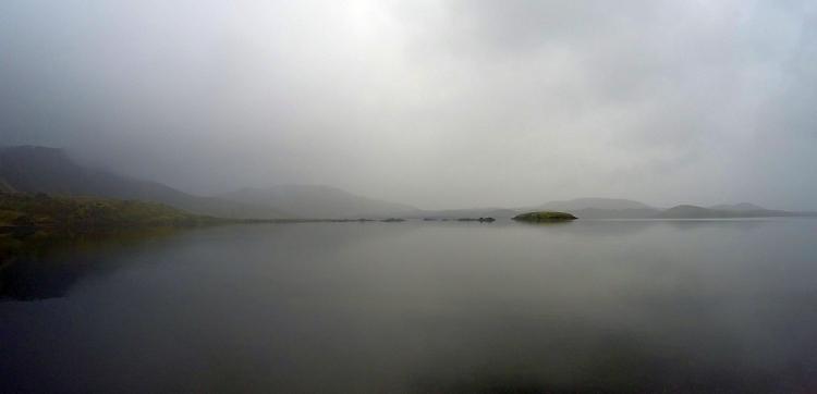 Dulúð við Frostastaðavatn