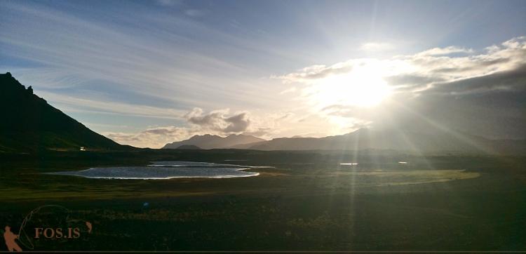 Hlíðarvatn 27.ágúst 2016