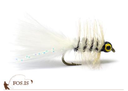 Nobbler - hvítur
