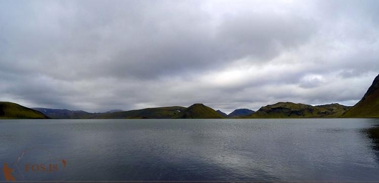 Löðmundarvatn - stendur í 117 fiskum